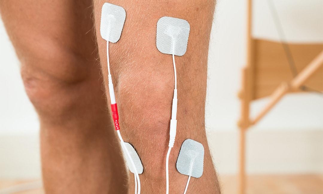 elettrodi per l'elettroterapia